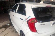 Bán xe Kia Morning Si AT năm sản xuất 2015, màu trắng như mới, 320tr