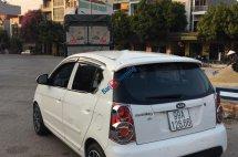 Cần bán lại xe Kia Morning sản xuất 2008, màu trắng, xe nhập chính hãng