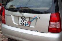 Cần bán gấp Kia Morning sản xuất 2004, màu bạc, xe nhập chính hãng