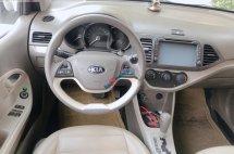Cần bán gấp Kia Morning Van 1.0 năm 2014, màu trắng, xe nhập giá cạnh tranh
