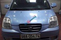Bán ô tô Kia Morning sản xuất 2007, màu xanh lam, xe nhập chính hãng