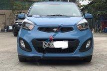 Cần bán xe Kia Morning năm 2014, màu xanh lam, nhập khẩu nguyên chiếc chính hãng