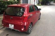 Cần bán lại xe Kia Morning sản xuất 2018, màu đỏ xe còn mới lắm