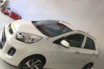 Bán Kia Morning Luxury sản xuất năm 2019, màu trắng, 390 triệu