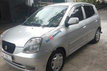 Cần bán gấp Kia Morning sản xuất 2007, màu bạc, nhập khẩu chính hãng