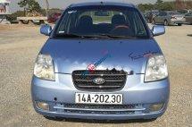 Bán Kia Morning đời 2007, màu xanh lam, nhập khẩu Hàn Quốc