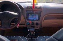 Cần bán gấp Kia Morning LX 1.0 AT 2004, màu bạc, nhập khẩu số tự động