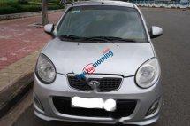 Cần bán Kia Morning EX 1.1 MT 2011, màu bạc