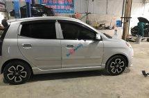 Bán Kia Morning SLX đời 2009, màu bạc, xe nhập