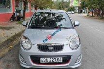 Bán Kia Morning AT sản xuất năm 2010, màu bạc, xe nhập, 225tr