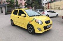 Bán Kia Morning SLX sản xuất 2010, màu vàng, nhập khẩu Hàn Quốc, giá tốt