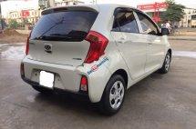 Cần bán xe Kia Morning Van đời 2016, màu kem (be), nhập khẩu nguyên chiếc