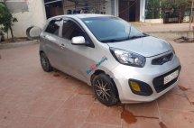 Bán Kia Morning 1.0 MT 2012, màu bạc, xe nhập