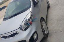 Bán xe Kia Morning 1.25 AT đời 2013, màu bạc, xe nhập số tự động giá cạnh tranh