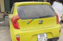 Cần bán xe Kia Morning năm 2012, màu vàng