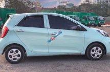Cần bán xe Kia Morning Van đời 2014, màu xanh, nhập khẩu
