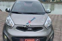 Cần bán Kia Morning Van 1.0 AT sản xuất 2014, màu xám, nhập khẩu