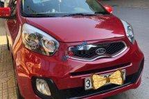 Bán xe cũ Kia Morning đời 2015, màu đỏ