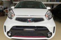 Cần bán Kia Morning Si AT đời 2015, màu trắng như mới