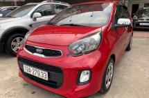Cần bán gấp Kia Morning EX 2016, màu đỏ số sàn, giá 240tr