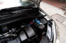 Cần bán xe Kia Morning SX 2012, màu bạc chính chủ