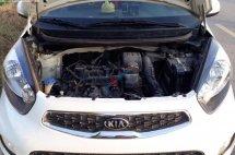 Cần bán lại xe Kia Morning sản xuất 2017, màu trắng còn mới giá cạnh tranh