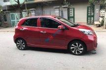 Bán xe Kia Morning năm sản xuất 2018, màu đỏ xe gia đình