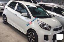 Cần bán Kia Morning S 1.25AT sản xuất 2018, màu trắng số tự động
