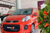 Bán xe Kia Morning năm sản xuất 2019, màu đỏ giá cạnh tranh