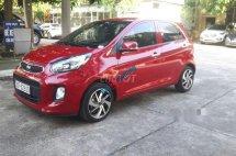 Bán Kia Morning AT sản xuất năm 2019, màu đỏ chính chủ.