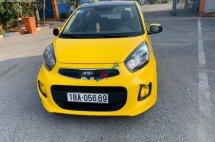 Bán xe cũ Kia Morning EX đời 2015, màu vàng