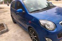 Cần bán lại xe Kia Morning đời 2012, màu xanh lam