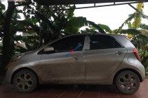 Bán Kia Morning năm sản xuất 2015, màu bạc, xe gia đình, 333tr
