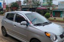 Cần bán gấp Kia Morning sản xuất năm 2009, màu bạc, xe nhập