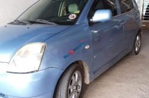 Cần bán lại xe Kia Morning đời 2004, màu xanh lam, nhập khẩu