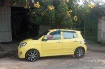 Cần bán lại xe Kia Morning đời 2012, màu vàng, nhập khẩu, 240 triệu