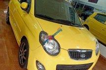 Cần bán lại xe Kia Morning AT 2011, màu vàng, giá 233tr