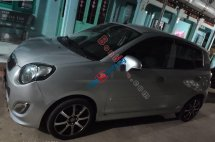 Bán Kia Morning SX 1.1 MT Sport 2011, màu bạc số sàn