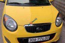 Cần bán gấp Kia Morning SLX năm sản xuất 2010, màu vàng, nhập khẩu