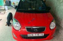 Bán Kia Morning EX 1.1 MT năm 2010, màu đỏ xe gia đình