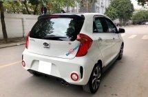 Cần bán lại xe Kia Morning Si AT năm 2017, màu trắng số tự động, giá tốt