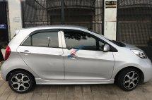 Cần bán Kia Morning sản xuất năm 2015, màu bạc