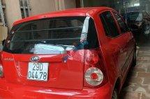 Bán ô tô Kia Morning Van sản xuất 2010, màu đỏ, giá 150tr