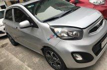 Bán Kia Morning 1.0 AT sản xuất năm 2011, màu bạc, xe nhập số tự động, giá 269tr