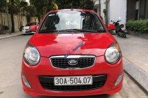 Bán xe Kia Morning SLX sản xuất 2011, màu đỏ, xe nhập chính chủ, 252tr