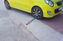 Bán ô tô Kia Morning sản xuất 2012, màu vàng, 220tr