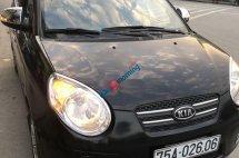 Cần bán xe Kia Morning năm 2010, màu đen xe gia đình