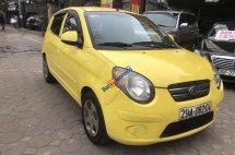 Bán ô tô Kia Morning MT năm 2011, màu vàng giá cạnh tranh