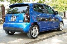 Cần bán xe Kia Morning AT đời 2008, màu xanh lam, nhập khẩu nguyên chiếc số tự động, giá 188tr