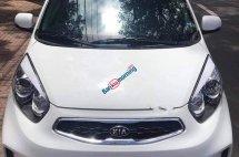 Bán xe Kia Morning SI AT đời 2017, màu trắng xe gia đình, giá chỉ 322 triệu